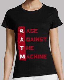 Rage Against the Machine v6, chica