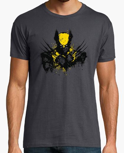 Tee-shirt rage mutant