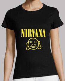 raggiungere le donne camicia nirvana