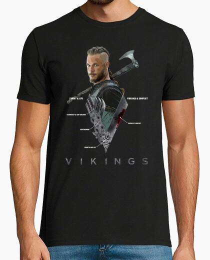 Ragnar Lodbrok (Vikings) t-shirt