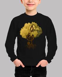 raíces de los árboles-música