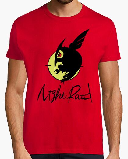 T-shirt raid notturno logo