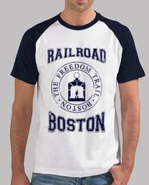 Railroad Boston