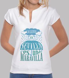 rain in seville ...