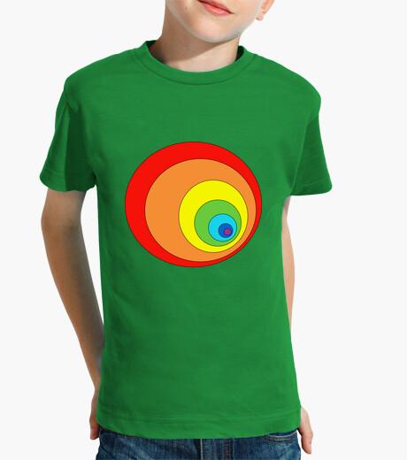 Ropa infantil Rainbow circles