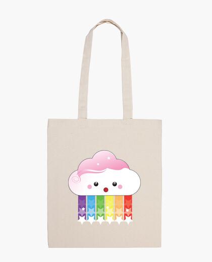 Bolsa Rainbow cloud