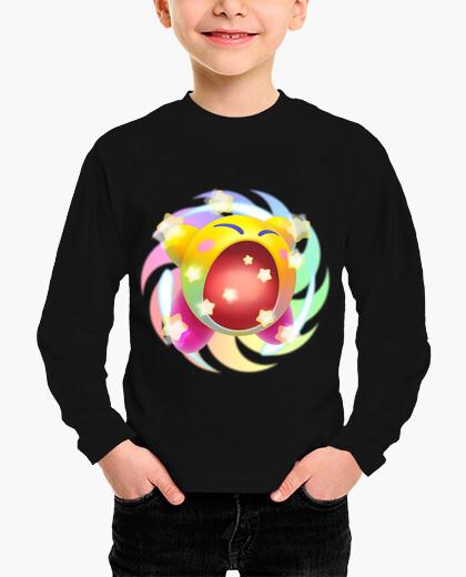 Ropa infantil Rainbow Kirby