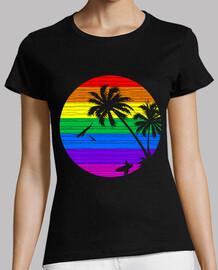 rainbow summer