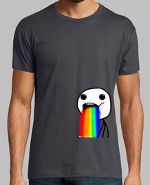 rainbows puke