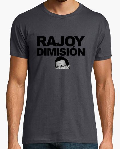 Camiseta Rajoy Dimisión
