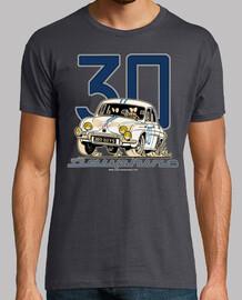 rallye renault dauphine tour de corse 1962