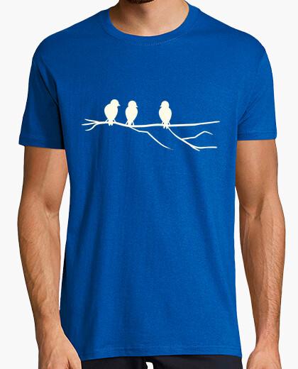 Camiseta RAMA CON PÁJAROS