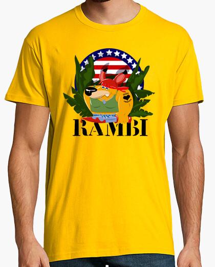 Tee-shirt Rambi