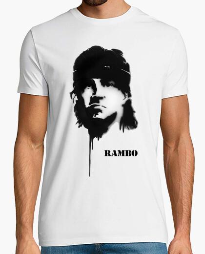 Camiseta RAMBO!