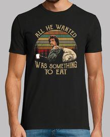 Rambo - Todo lo que Quería era algo para Comer