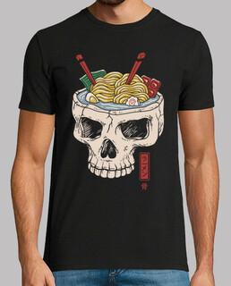 ramen brain shirt herren