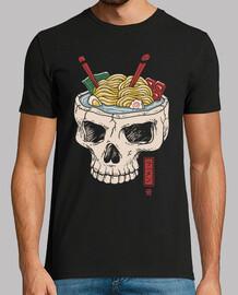 ramen brain shirt mens