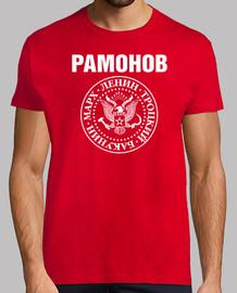 RAMONOV - Los RAMONES del Este