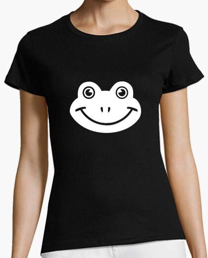 Camiseta rana