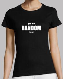Random Ajustada Chica Negra
