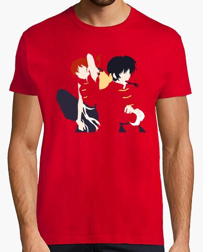 Camiseta Ranma x2