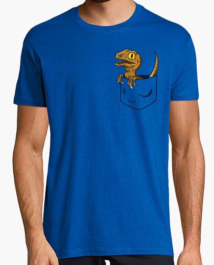 Tee-shirt Rapace poche