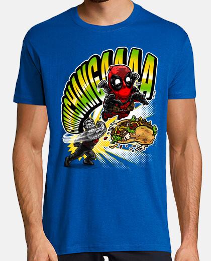 rapide taco chemise spéciale