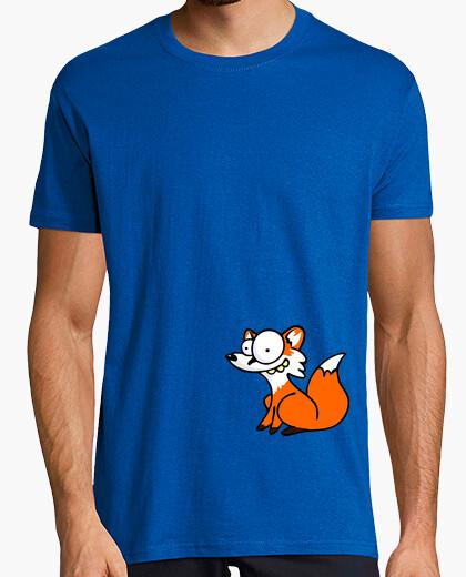 Camiseta Raposo