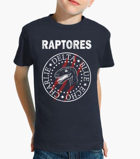 Ropa infantil Raptores