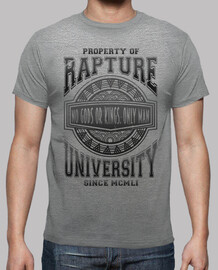 Rapture Univeristy Silver