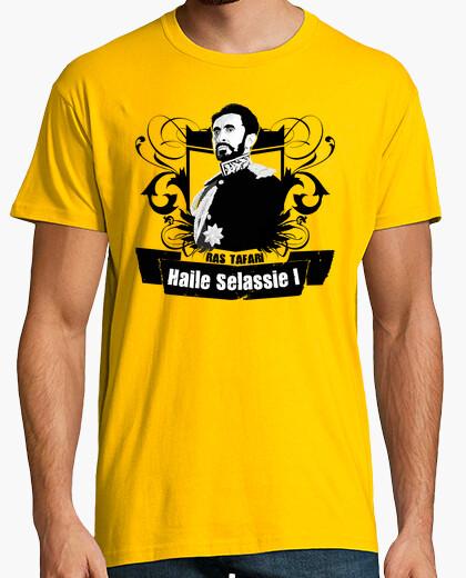 Tee-shirt Ras Tafari - Haile Selassie I