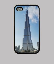 Rascacielos Burj Khalifa, Dubai