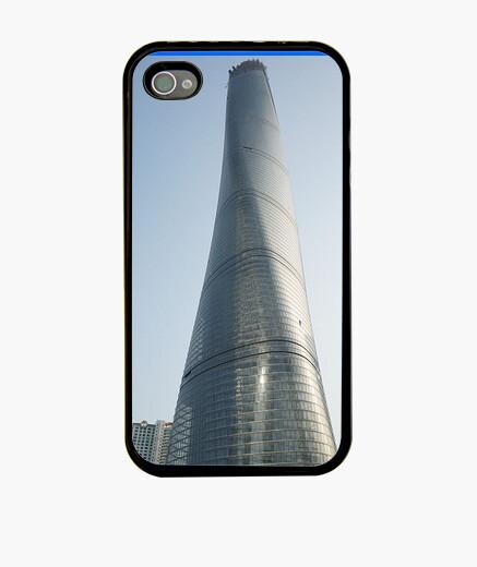 Funda iPhone Rascacielos Shanghai Tower