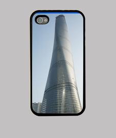 Rascacielos Shanghai Tower