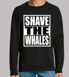 raser les baleines