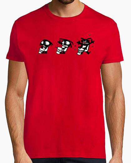 Tee-shirt rasta drum djembe