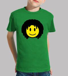Rasta Reggae Smiley