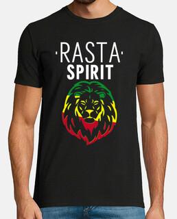 RASTA SPIRIT WHITE