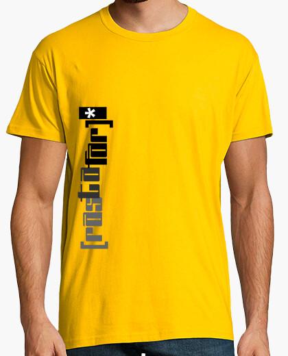 Tee-shirt rastafari