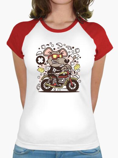 Camiseta Rat Motocrosser