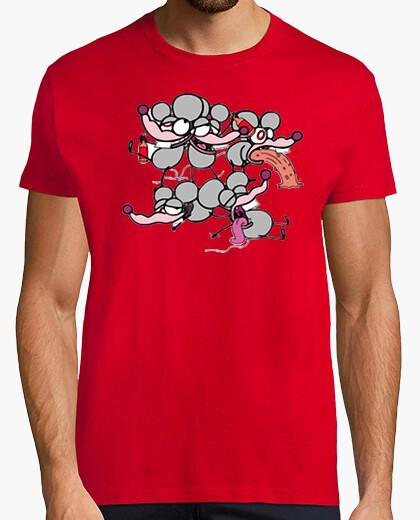 Camiseta Rata Borracha - Fiestas de Pueblo