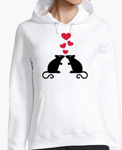Jersey ratas aman corazones