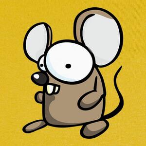 Camisetas Rato