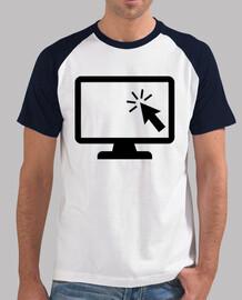 ratón de pantalla de la computadora