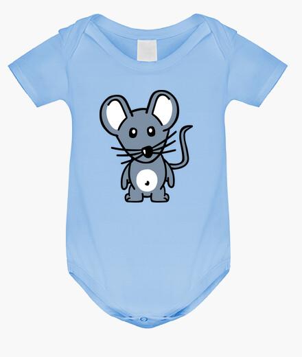 Ropa infantil ratón cómico