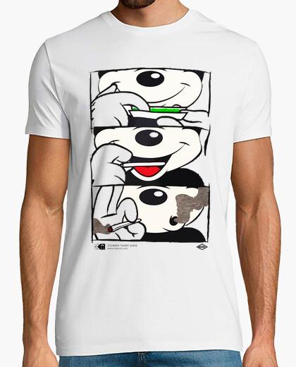 Camiseta RATON ENROLADOR