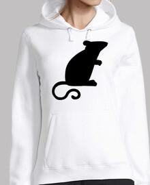 ratón negro