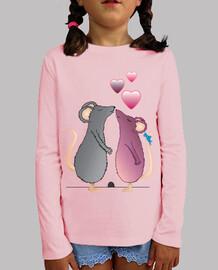 Ratones enamorados
