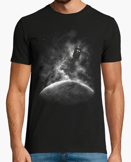 T-Shirt raum und zeit