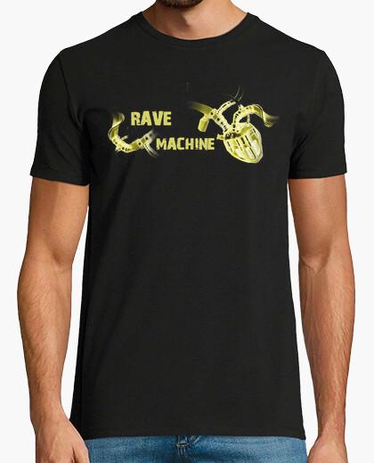 Camiseta Rave Machine